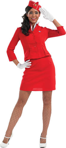 Cappello Nuovo Air Cabin Crew Hostess Costume Hostess Donna Uniforme Costume