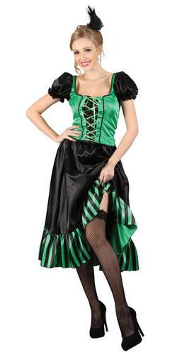 Saloon burlesque peut peut cowboy d guisement femmes western costume ebay - Deguisement western femme ...