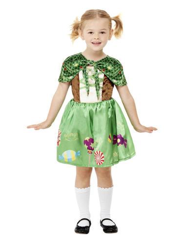 Gretel Girls Fancy Dress Hansel /& Gretel allemand Conte De Fée Enfants Livre Jour Costume
