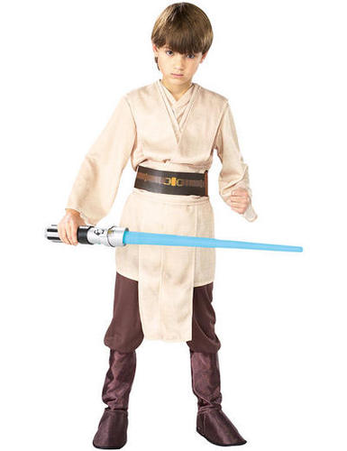 Star Wars Kids Fancy Dress Scifi Movie Film Book Day Week Childrens Costume New