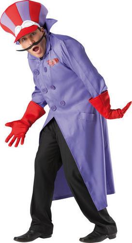 Deluxe-Wacky-Races-Costumes-Mens-Womens-60s-Fancy-Dress-Cartoon-Adult-Costume