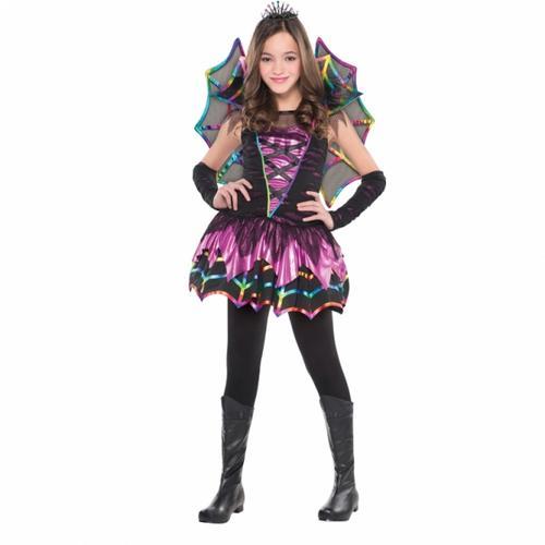 spider fairy wings girls halloween fancy dress childrens - Kids Spider Halloween Costume