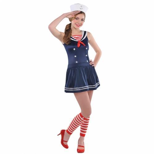 Navy dress uniform women