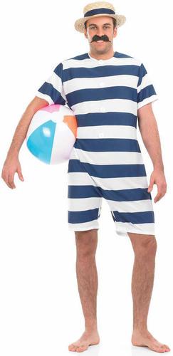 anni20 costume da bagno cappello adulti costume spiaggia nuoto uomo donna