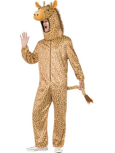Deluxe-Animal-Adults-Fancy-Dress-Zoo-Book-Week-Character-Mens-Ladies-Costume-New