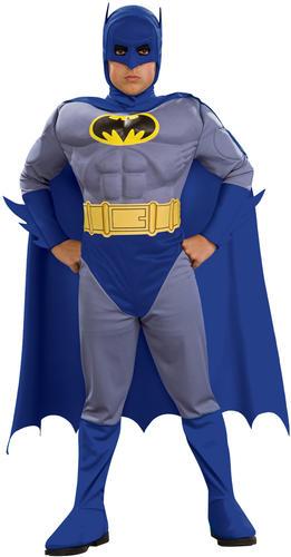 Batman Mask Boys Fancy Dress Superhero Comic Book Kids Childrens Costume New