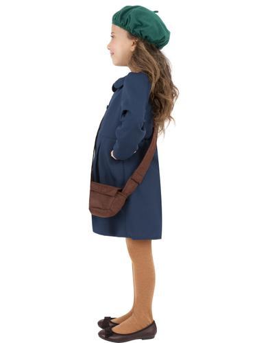 World War 2 British History Girls Fancy Dress World Book Day 1940s 40s Costume