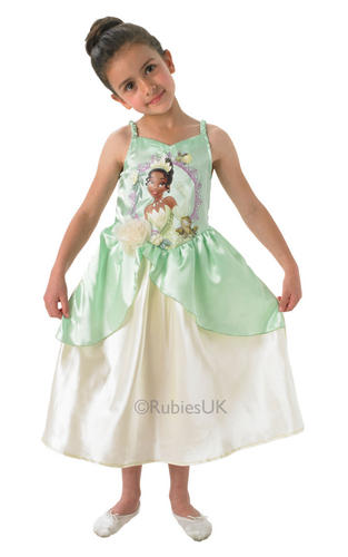 Disney-Princess-Girls-Fancy-Dress-Fairytale-Book-Week-Kids-Childrens-Costumes