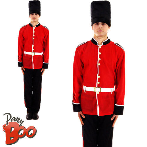British Royal Guard Uniform 2