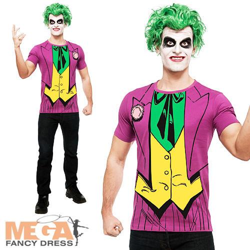 Joker Fancy Dress Wig 72