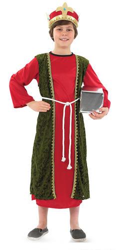 Men kings boys fancy dress nativity play christmas kids child costume