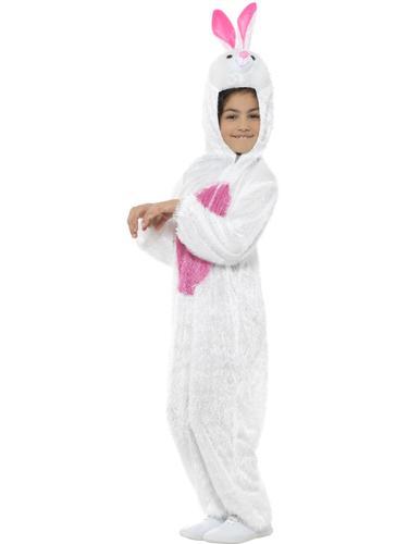 Easter Bunny Rabbit Bambini Costume Fairytale Book Day Ragazzi Ragazze Bambino Costume