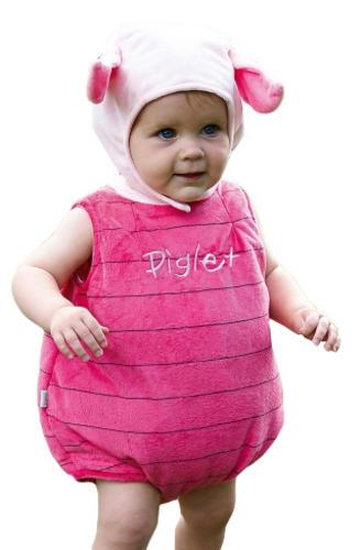 Piglet Infant Months Fancy Dress Winnie Pooh Pig