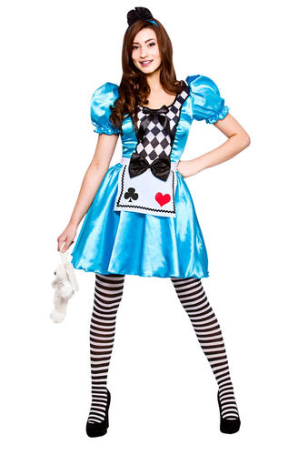 Fairytale Ladies Fancy Dress World Book Day Character Womens Adults Costume 6-28
