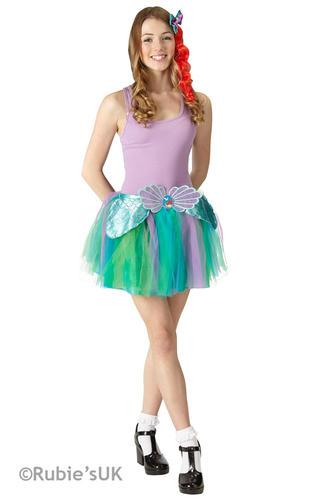 Cool Disney Tutu Set Ladies Teens Fancy Dress Book Character Film Womens
