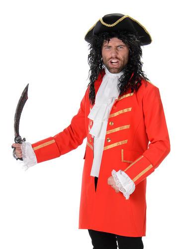 Adult Captain Hook Fancy Dress 21