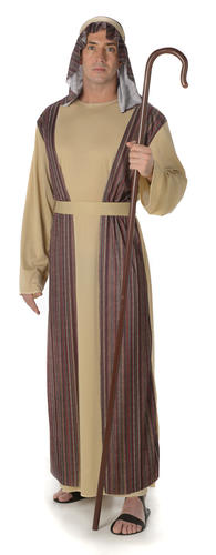 Adults Nativity Play Fancy Dress Christmas Party Festive Holidays Costume Outfit