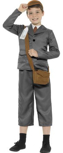 Wartime robe fantaisie garçons histoire 30 S monde 40 S Livre Jour Enfants Costume