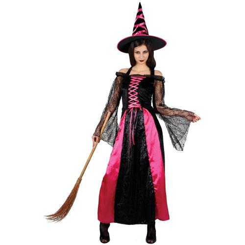 mystical spellbound witches halloween fancy dress ladies witch - Mystical Halloween Costumes