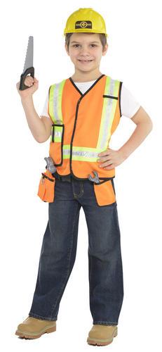 Roleplay Boys Fancy Dress Uniform Occupation Book Day Week Childrens Kid Costume
