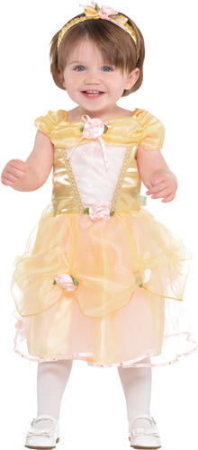Disney Princess Infants 3-24 Months Fairy Tale Book Day Toddler Childs Costumes