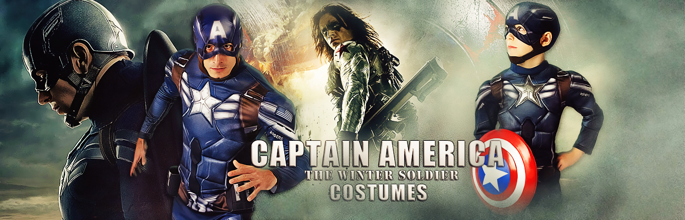 Captain America: Winter Soldier Costumes