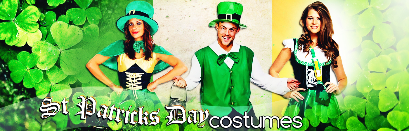 St Patricks Day Costumes