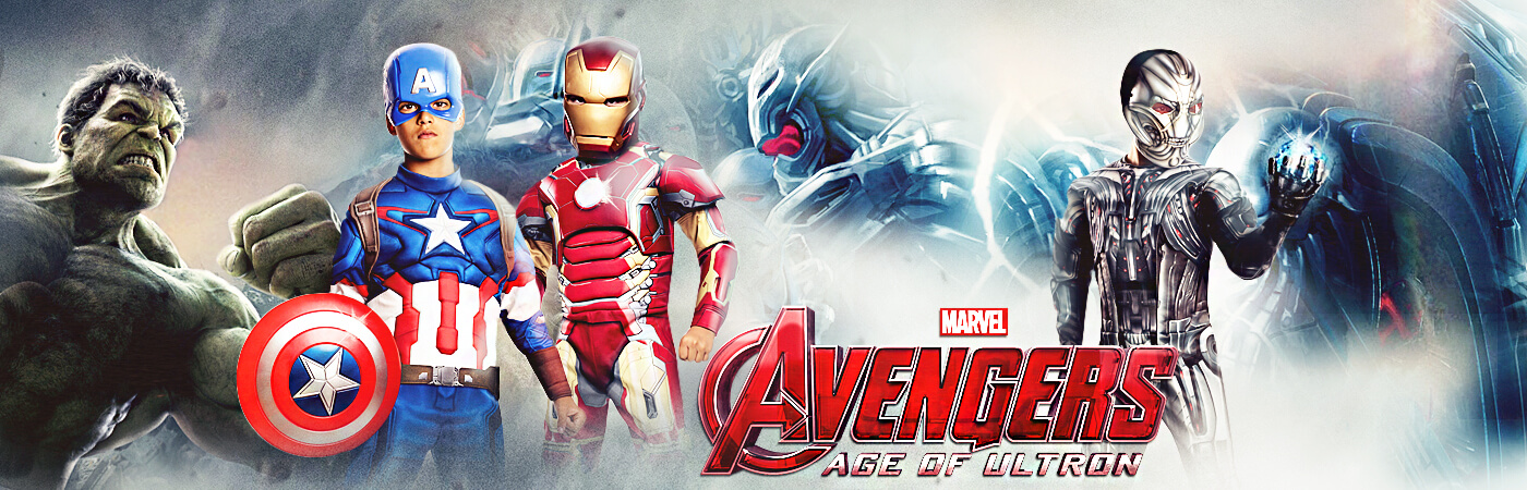 The Avengers: Age of Ultron Costumes