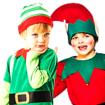 View Boys Elf Costumes