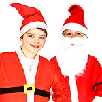 View Boys Santa Costumes