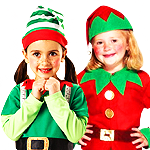 View Girls Elf Costumes