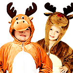 View Kids Reindeer Costumes