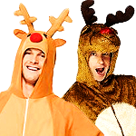 View Mens Reindeer Costumes