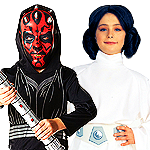 View Kids Starwars Costumes