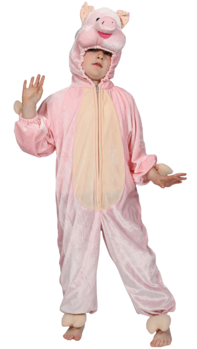 Kid's Piggy Costume