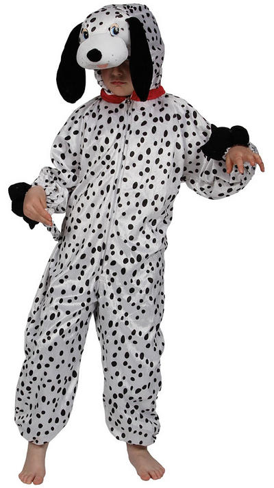 Kid's Dalmation Costume