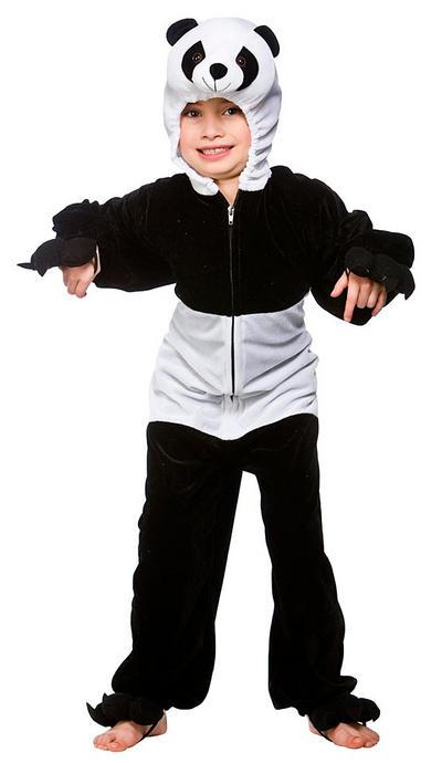 Kid's Panda Costume