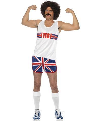 Marathon Man 118 Costume