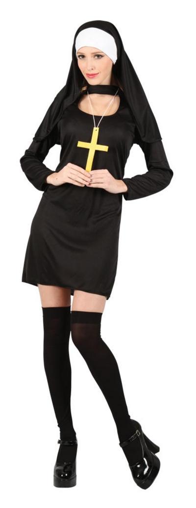 Sexy Nun Costume