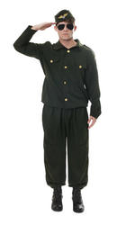 View Item Army Combat Man Costume