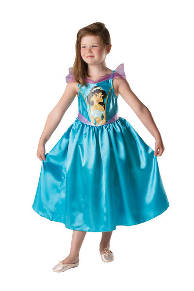 View Item Girls' Classic Disney Princess Jasmine Costume