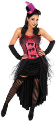 View Item Pink Burlesque Dancer Costume