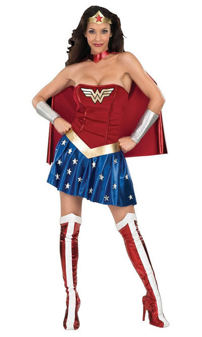 View Item Wonder Woman Costume