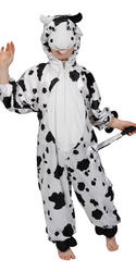 View Item Kid's Cow Fancy Dress Costume