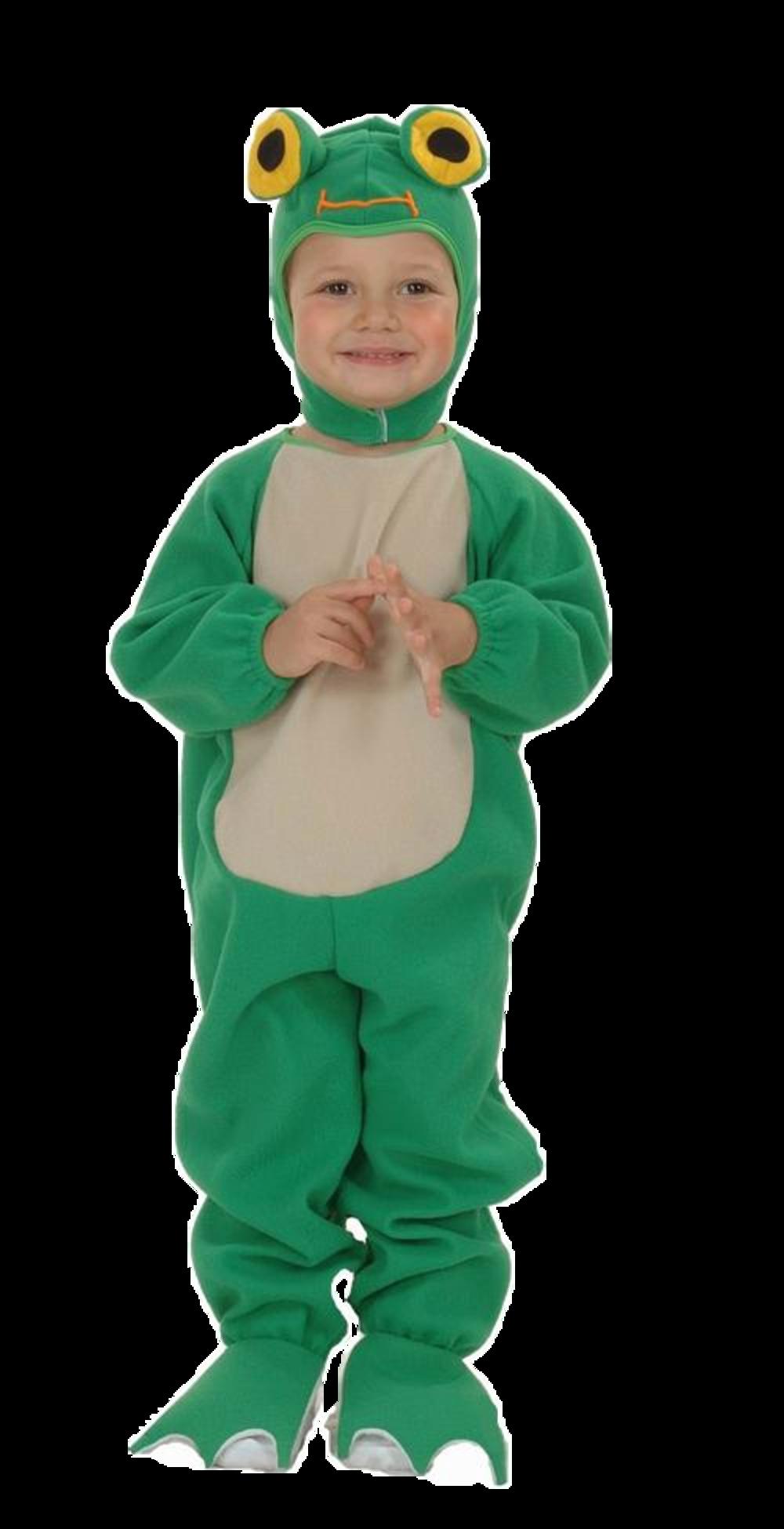 Как сшить костюм лягушки на девочку