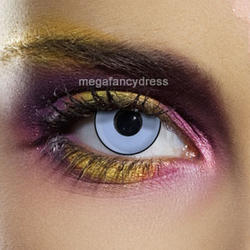 View Item Manson Blue Contact Lenses Adult Eye Accessories