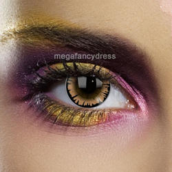 View Item Big Eye Dolly Hazel Contact Lenses Adult Eye Accessories