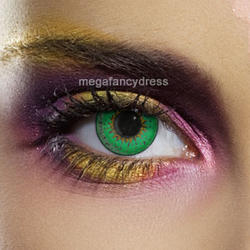 View Item Green 3 Tone Fashion Contact Lenses Adult Eye Accessories