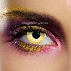 View Item Avatar Yellow Contact Lenses Adult Eye Accessories