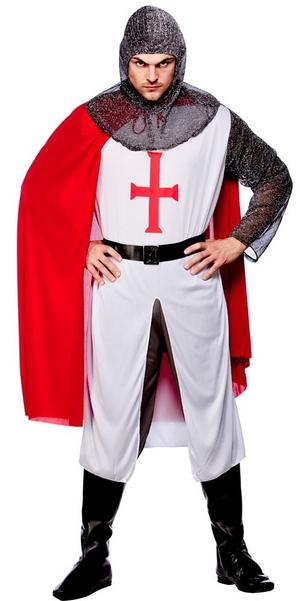 Richard the Lionheart Medieval Knight Costume